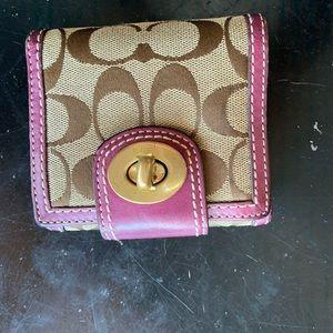 Michael khors & coach wallets and purse